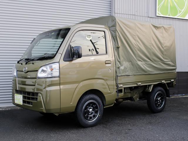 ダイハツ スタンダードSAIIIt 4AT レーダーブレーキ