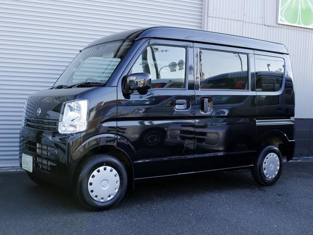 日産 GXターボ 4AT 届出済未使用車 サポカーSワイド車