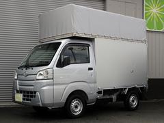 ハイゼットトラックスタンダードSAIIIt 5MT アルミボディ宅配仕様