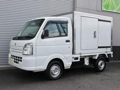 キャリイトラック 保冷車・3AT・キーレス・エアコン・パワステ・パワーウィンドウ・エアバック
