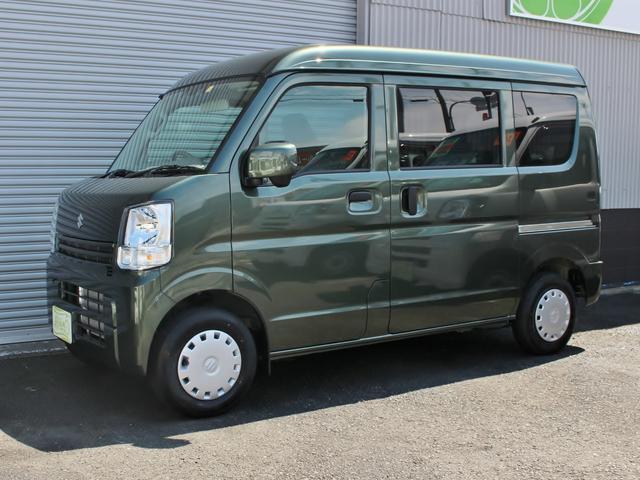スズキ エブリイ ジョインターボ 4AT・ターボ・セーフティーサポート・届出済未使用車