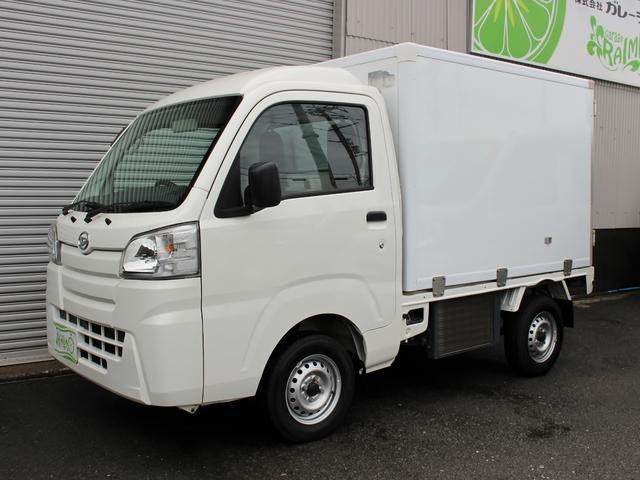 ダイハツ ハイゼットトラック  トプレック低温冷凍車・4AT・エアコン・パワステ・Wエアバック・ナビ・ETC・バックカメラ