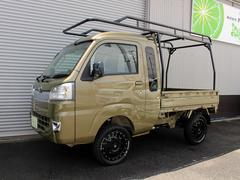ハイゼットトラックジャンボ 4AT・キーレス・パワーウィンドウ・エアバック・2インチリフトアップ・ハードカーゴパッケージ・届出済未使用車