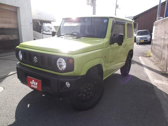 「スズキ」「ジムニー」「コンパクトカー」「和歌山県」の中古車