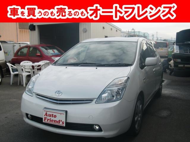 トヨタ プリウス Gツーリングセレクション 安心整備車検付支払総額54.8万円
