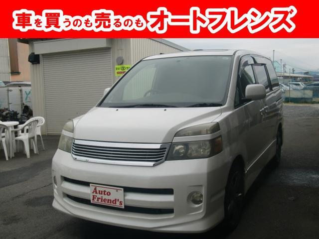 トヨタ ZエアロWサンルーフナビ安心整備車検2年付総額34.8万円