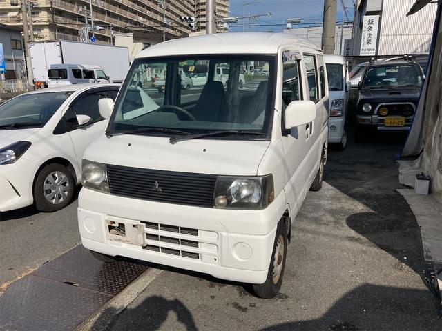 三菱 ミニキャブバン CD 2WD ハイルーフ オートマ☆パワーウィンドウ☆キーレス☆タイミングベルト交換渡し