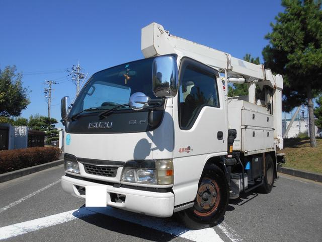 いすゞ  高所作業車 9.9M