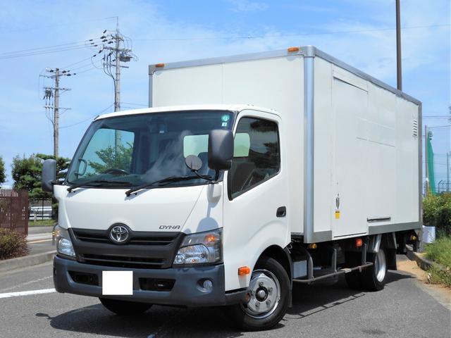 トヨタ ダイナトラック ロングフルジャストロー 積載2t パワーゲート