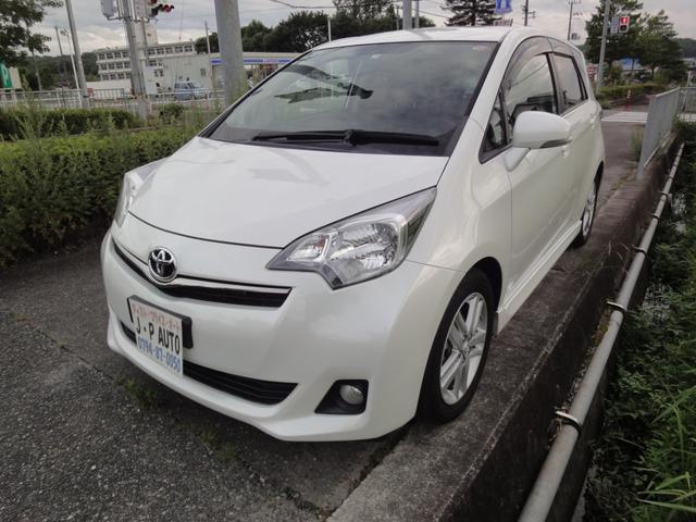 トヨタ S 地デジ HDDナビ 保証付き