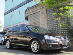 VW ゴルフヴァリアント2.0TSI スポーツライン 黒革シート キセノン 付属品