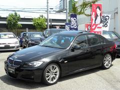 BMW335i MスポーツPKG サンルーフ 黒革 スマートキー