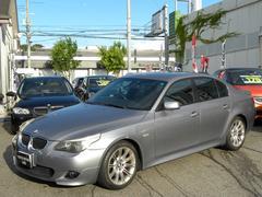 BMW525i Mスポーツパッケージ 純正HDDナビ 取説保証書