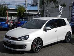 VW ゴルフGTI アディダス 限定350台 ナビフルセグ 付属品スペア