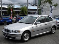 BMW316ti 正規ディーラー車 純正アルミ 3ヶ月安心保証付