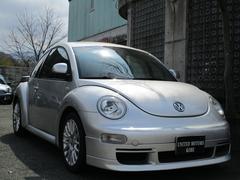 VW ニュービートルカップカー 特別仕様車 レカロSP−G 正規ディーラー車
