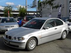 BMW316ti ワンオーナー ETC 取説保証書 3ヶ月安心保証