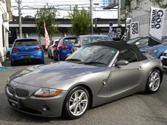 BMW Z43.0i 純正ナビ 黒レザーシート ETC パワーオープン