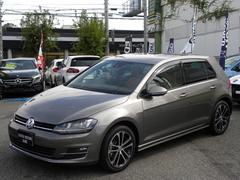 VW ゴルフエディション40 限定車 ベージュレザー ディスプロ 付属品