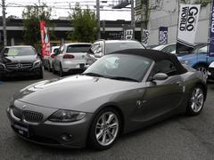 BMW Z42.2i ワンオーナー キセノン 電動オープン 取説保証書