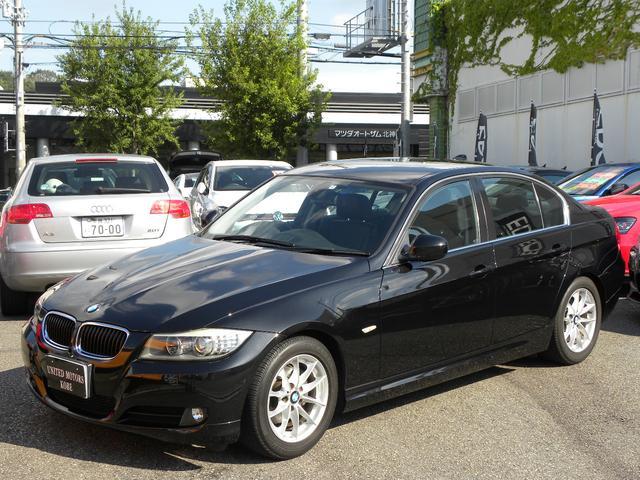BMW 320i ハイライン LCiモデル レザーシート HDDナビ