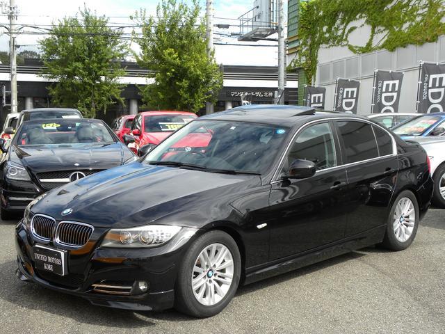 BMW 325i ハイラインパッケージ レザー サンルーフ エアロ