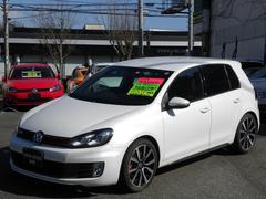 VW ゴルフGTI アディダス 特別限定車 専用パーツ装備 ナビフルセグ