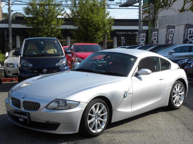 BMW クーペ3.0si 赤レザーシート バイキセノン 取説保証書