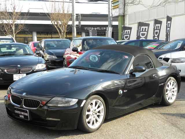 BMW ロードスター2.5i 後期型 黒レザー 電動オープン 付属品