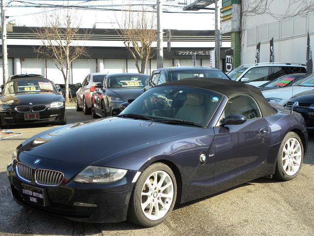 BMW ロードスター2.5i 後期モデル ベージュレザー 取説付属品