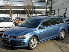 VW ゴルフヴァリアントTSIコンフォートラインBMT ディスプロナビ 取説保証書