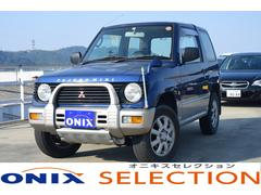 パジェロミニXR−II 買取車 純正アルミ 4WD