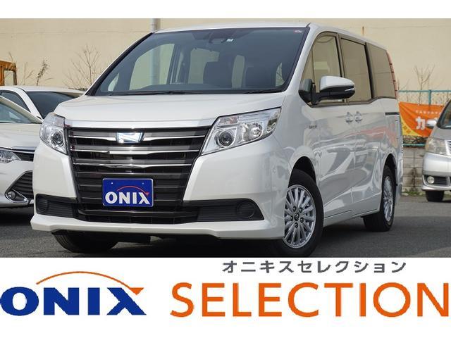 トヨタ ハイブリッドX ディライトプラス 両P電格ETCアルミ