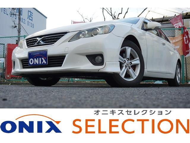 トヨタ マークX 250G Sパッケージリラックスセレクション HDDフルセグPシートパドルシフトETC