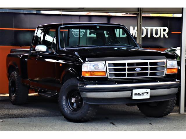 フォード フレアサイド スーパーキャブ 6人乗 ベンチシート 社外AW
