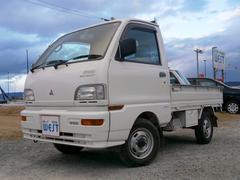 ミニキャブトラックTL 4WD パワステ エアコン