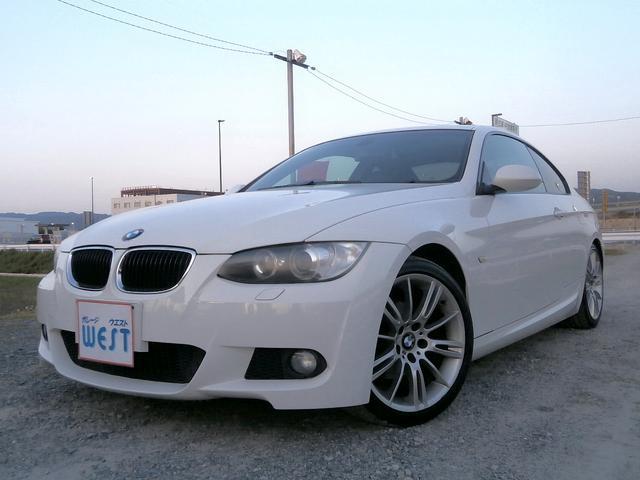 BMW 3シリーズ 320i 外品マフラー ナビ ETC
