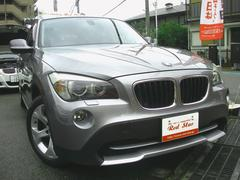 BMW X1 sDrive 18i 純正HDDナビ