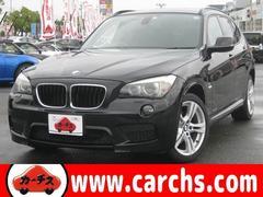 BMW X1sDrive 18i Mスポーツパッケージ 純正18AW