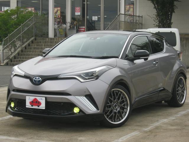 トヨタ G LEDED 衝突軽減/WORK19AW/TEIN車高調