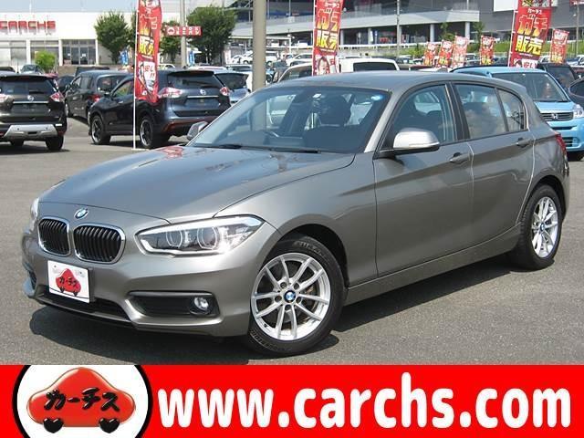BMW 1シリーズ 118i LEDライト/コーナーセンサー/ナビ・Bカメラ