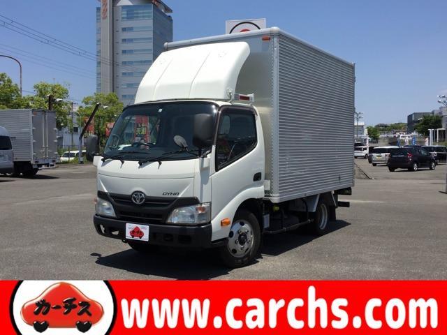 トヨタ ダイナトラック  アルミバン/2t/5速MT/バックカメラ/ETC