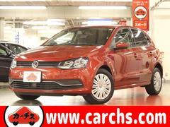 VW ポロTSIコンフォートライン OP・ACC 地デジナビ