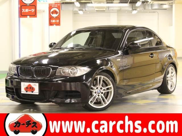 BMW 135i Mスポーツ 黒革 Pシート&ヒーター ETC