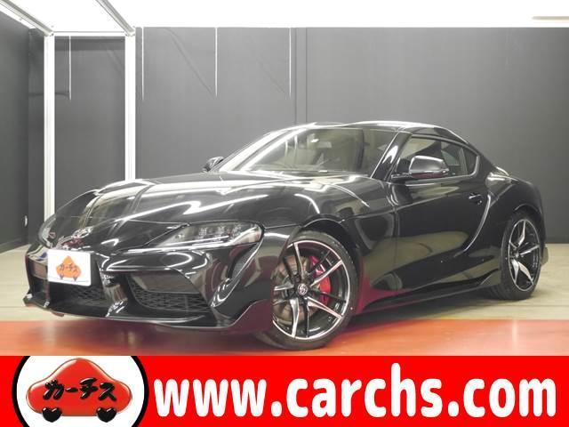 トヨタ スープラ RZ 直6ターボ 黒革/JBL/衝突軽減/Rクルコン/LED