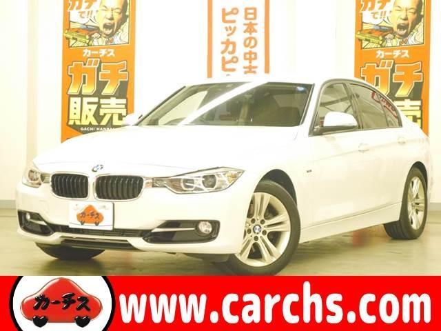 BMW 3シリーズ 320iスポーツ ナビ・Bカメラ/ETC/スマートキー/禁煙