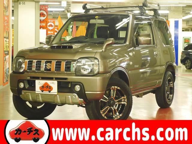 スズキ クロスアドベンチャー 4WD/フルセグナビ/LEDライト/ETC/Fバンパーガーニッシュ/オールテレーンタイヤ
