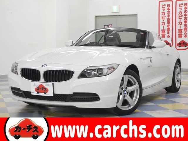 BMW Z4 sDrive23i ハイラインパッケージ 黒本革/フルセグナビ/ETC/HID/スマートキー/禁煙車/1年保証付き