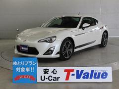 神戸トヨペット株式会社 THE GARAGE西脇 兵庫県のトヨタ販売店に全てお任せ下さい! 86 GT ナビ フルセグ Bモニター ETC HID
