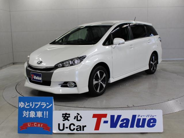 トヨタ 1.8S ナビ Bモニター HID スマートキー 新品タイヤ